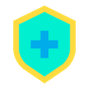 Medical Security Icon