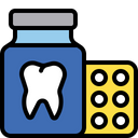 Medicine Capsules Tablets Icon