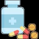 Medicine Pill Drug Icon