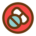 Pill Medicine Health Icon