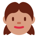 Medium Skin Tone Icon