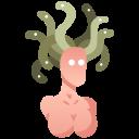 Medusa Character Gorgon Icon