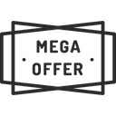 Mega Offer Icon