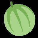 Melon Fruit Emoj Icon
