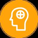 Mental Human Health Icon