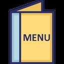 Menu Menu Card Food Menu Icon