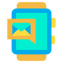 Message Smartwatch Icon