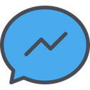 Messager Messenger Messenger Logo Icon