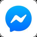 Messenger Brand Logo Icon