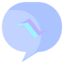 Message Social Network Icon