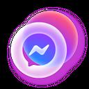 Messenger Social Media Icon