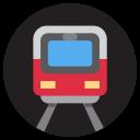 Metro Subway Underground Icon