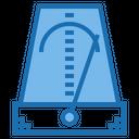 Metronome Equipment Timer Icon
