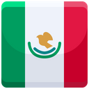 Mexico Country Flag Flag Icon