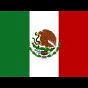 Mexico Flag Country Icon