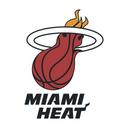 Miami Heat Nba Basketball Icon