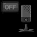 Mic Off Icon