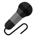 Microphone Sound Audio Icon