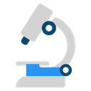 Science Microscope Icon