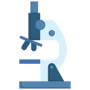 Microscope Science Biology Icon