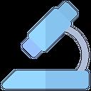 Microscope Biology Chemistry Icon