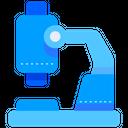 Microscope Biology Microscopes Icon
