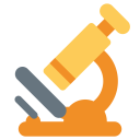 Microscope Science Tool Icon