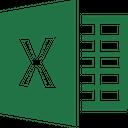 Microsoft Excel Technology Logo Social Media Logo Icon
