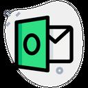 Microsoft Outlook Technology Logo Social Media Logo Icon