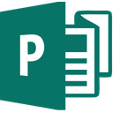 Microsoft Publisher Icon