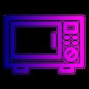 Microwave Oven Range Icon