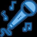 Microphone Music Recording Icon
