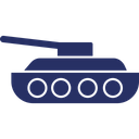 Military Tank Icon