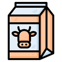 Milk Dairy Sweet Icon