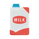 Milk Bottle Pack Icon