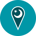 Minarat Islam Muslim Icon