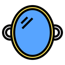 Mirror Furniture And Household Furniture Icon