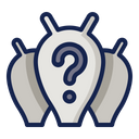 Mistery Space Science Icon