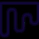 Mix Technology Logo Social Media Logo Icon