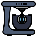 Mixer Blender Food Processor Icon