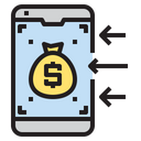 Banking Mobile Finance Icon