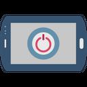 Mobile Button Icon