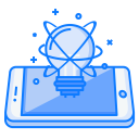 Mobile Concept Innovation Icon