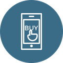 Mobile Device Buy Icon