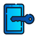 Mobile key Icon
