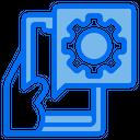 Mobile Setting Setting App Icon