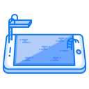 Mobile Swim Swimmingpool Icon