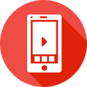 Mobile Web Layout Icon