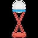 Modern Lamp Icon