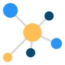 Science Molecule Icon